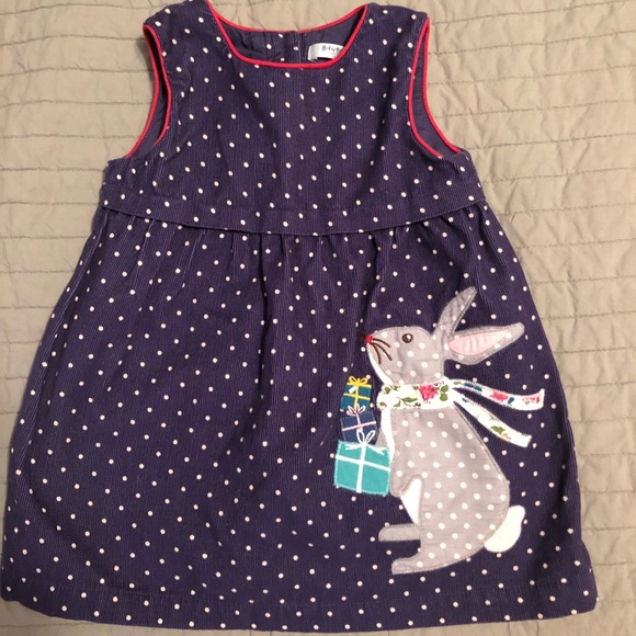 Mini Boden Other - Baby Boden Holiday Dress